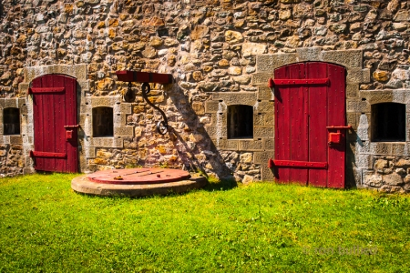 Stores Fortress of Louisbourg